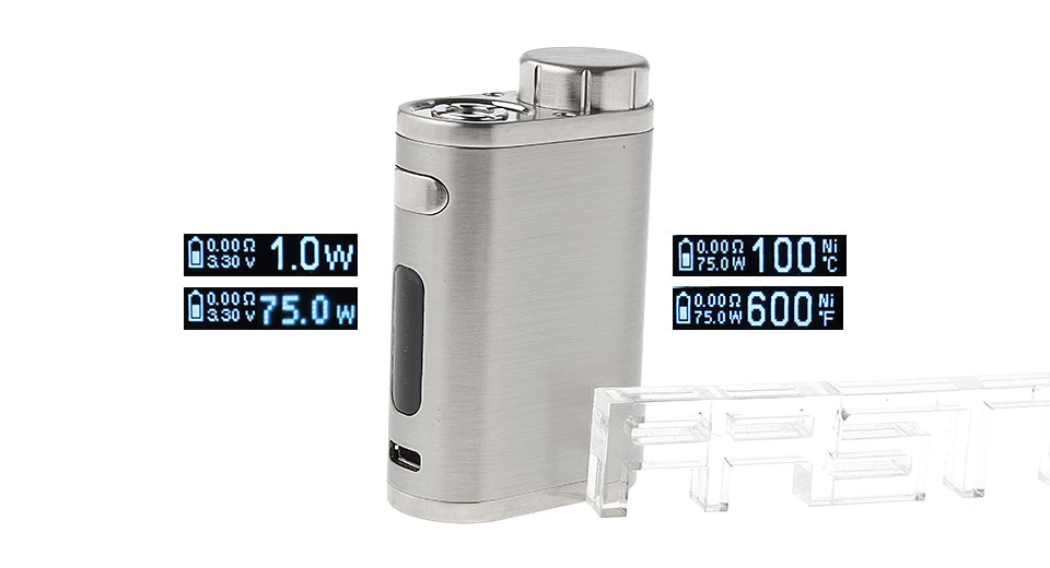 Product Image: authentic-istick-pico-75w-tc-vw-apv-box
