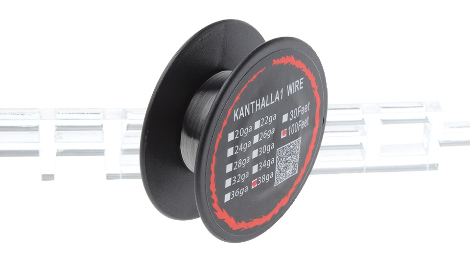 Product Image: kanthal-a1-heating-wire-for-rba-atomizers
