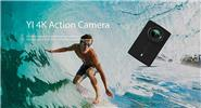 Authentic Xiaomi Yi Wifi 4K Sports Action Camera