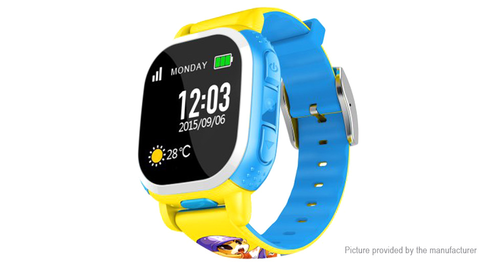 Product Image: authentic-tencent-qq-watch-kids-gsm-smart-watch