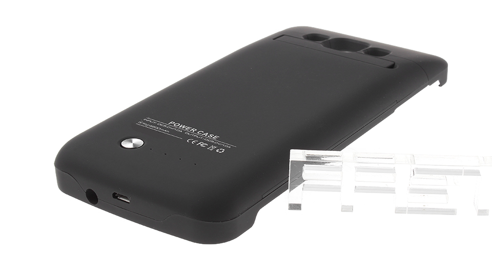 "Rechargeable External Battery Back Case for Samsung Galaxy A7 (""4200mAh"")"