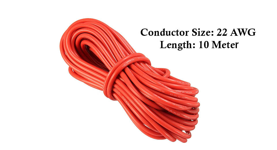 Product Image: soft-silicone-flexible-wire-cable-1000cm