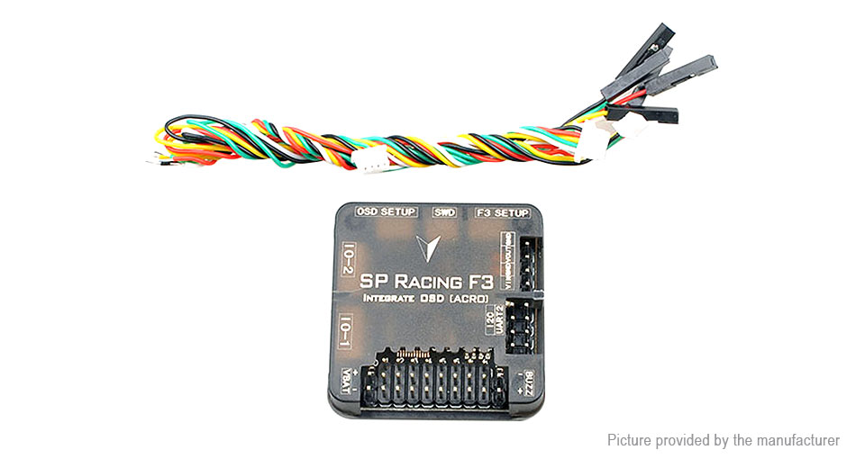 Product Image: sp-racing-f3-acro-6-dof-flight-controller-for-r-c