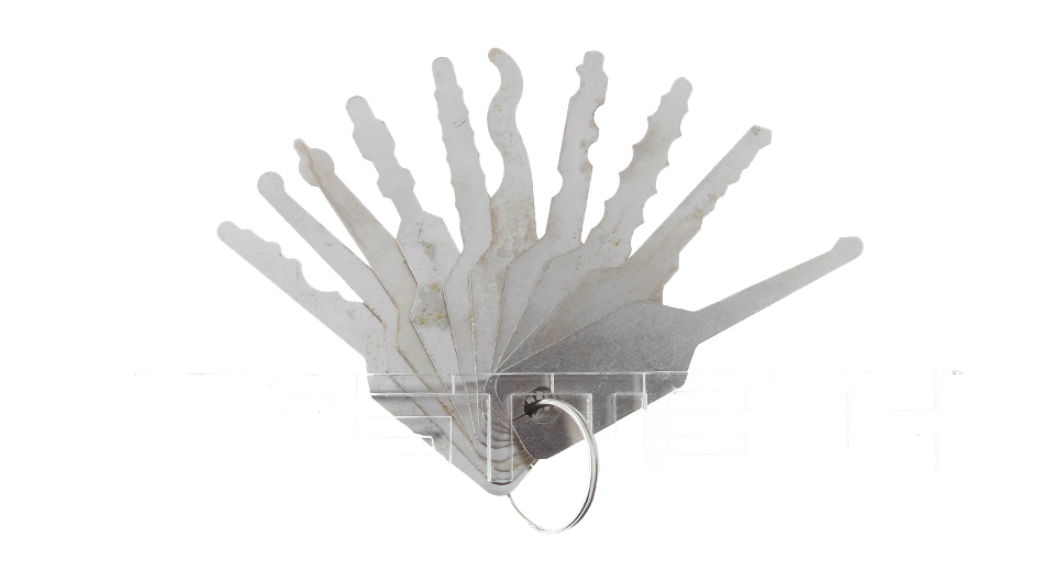 Product Image: 10-in-1-stainless-steel-lock-pick-set