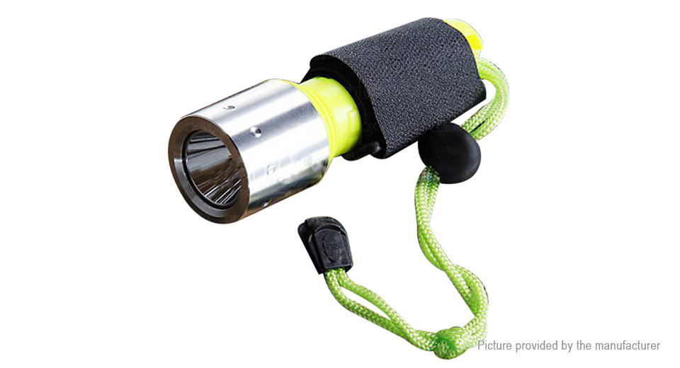 Product Image: 1-led-1-mode-1600lm-diving-led-flashlight-set