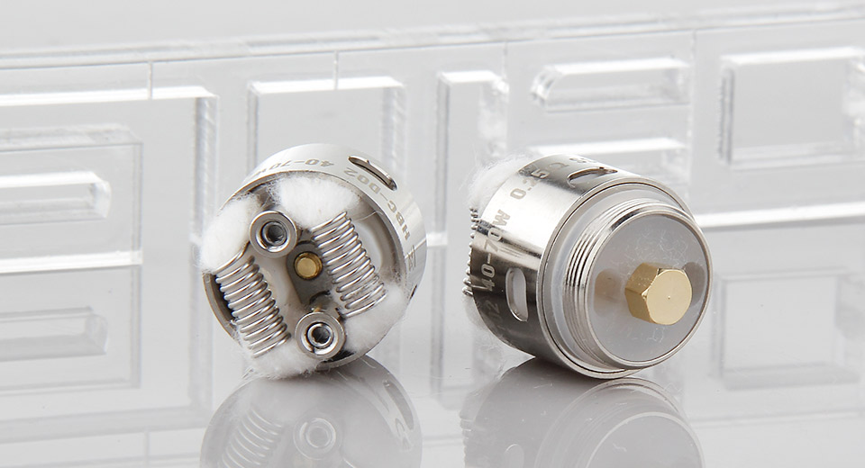 Geek Vape Eagle HBC Replacement Coils  Element Vape