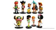 ONE PIECE Action Figure Doll Toy Set (24th Generation)