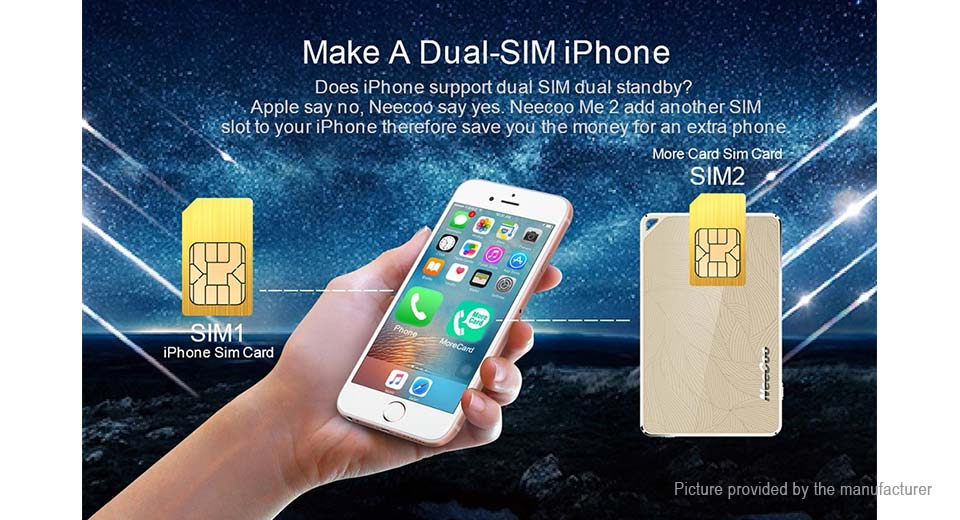 how to change sim card in iphone 5 38 12 neecoo bluetooth v4 0 dual sim card adapter for 6700