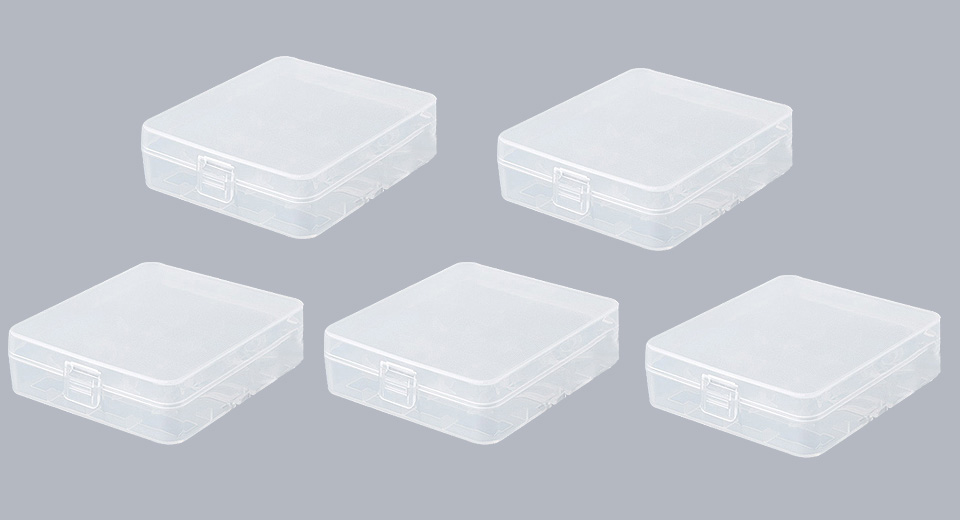 Product Image: 4-18650-pp-battery-protective-storage-case-5-pack