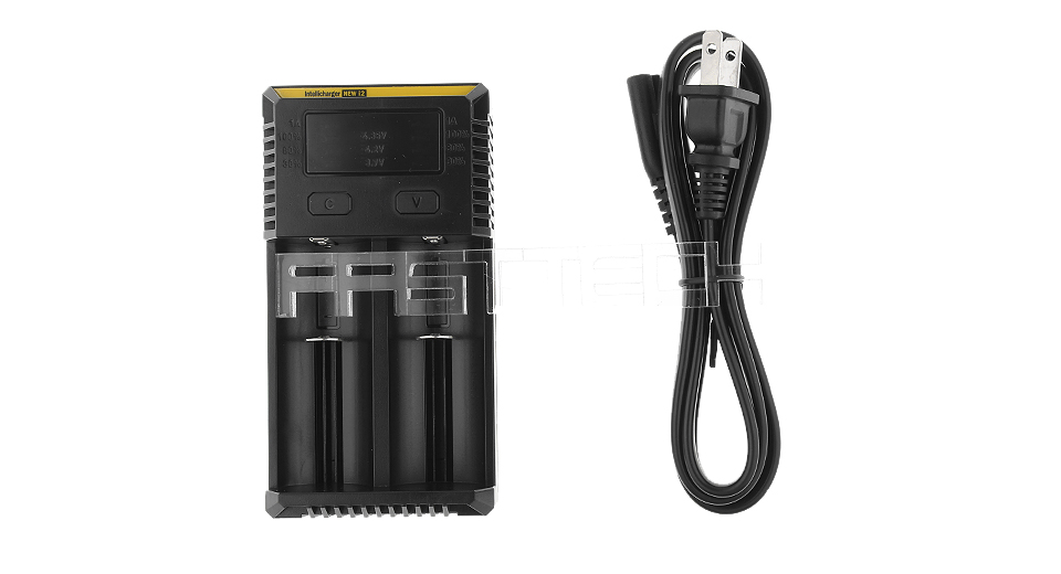 Product Image: authentic-nitecore-new-i2-intellicharger-2-slot