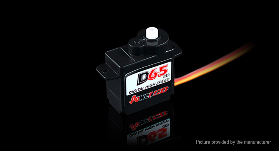 Product Image: power-hd-hd-d65hb-high-speed-coreless-micro
