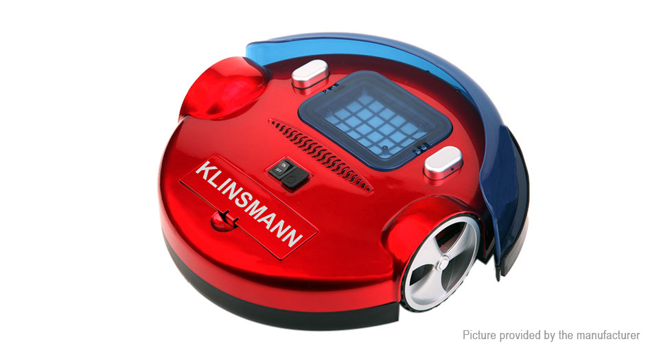 Product Image: authentic-klinsmann-krv210-smart-robotic-vacuum