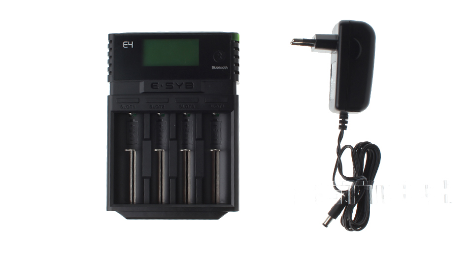 Product Image: authentic-e-syb-e4-4-slot-bluetooth-app-battery