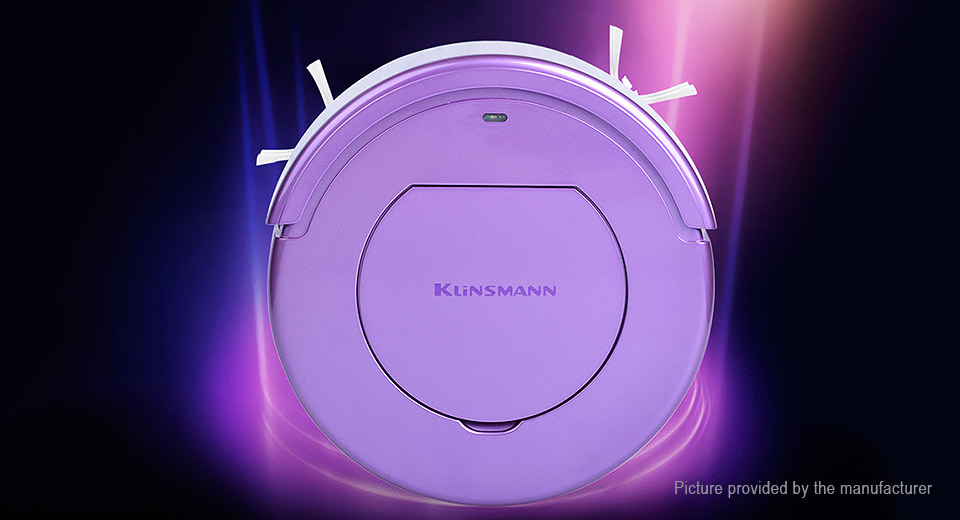 Authentic Klinsmann KRV205 Smart Robotic Vacuum Cleaner
