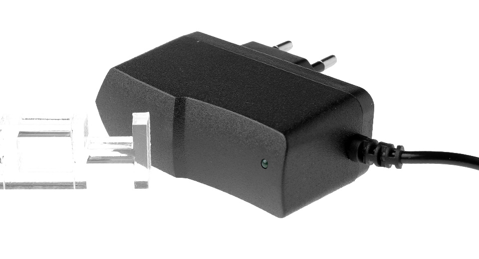 2.5*1.35mm AC Charger EU Plug Power Adapter