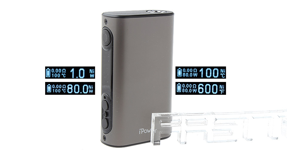 Product Image: authentic-eleaf-istick-power-80w-5000mah-tc-vw