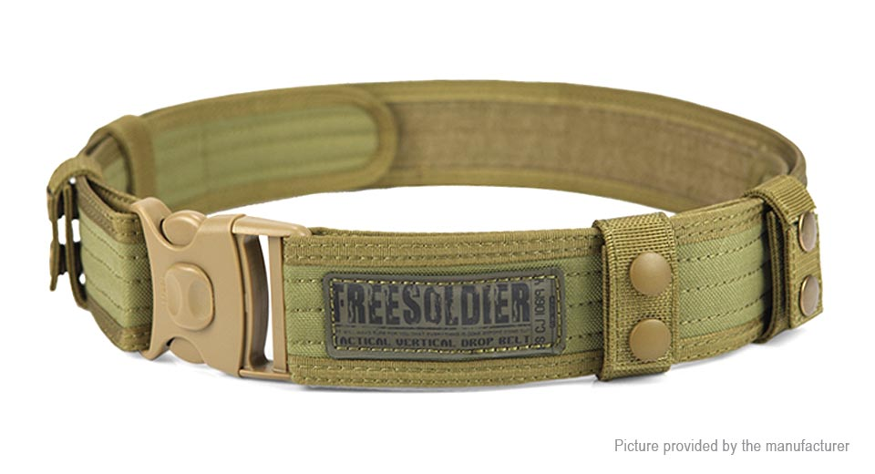 Product Image: free-soldier-outdoor-tactical-waist-belt