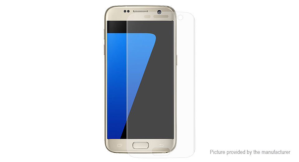 PET Clear Screen Protector for Samsung Galaxy S7