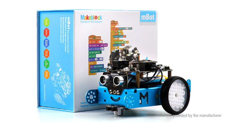 Makeblock mBot STEM Educational Robot Kit