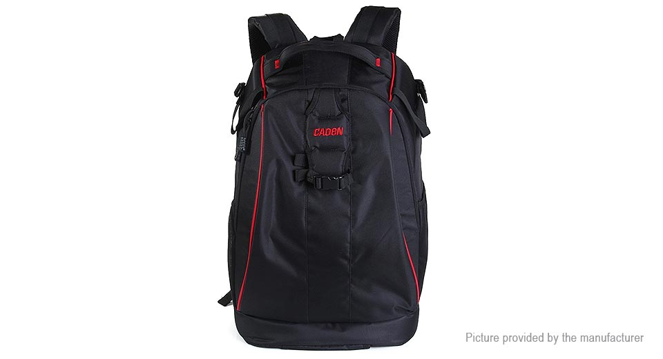 52.24 Caden K7 Nylon DSLR Camera Backpack - authentic   for Canon ... 6234ae820b3f2