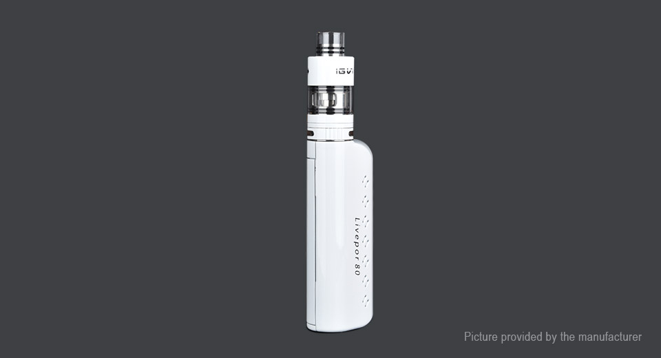 Product Image: authentic-yosta-livepor-80-tc-vw-apv-box-mod-kit