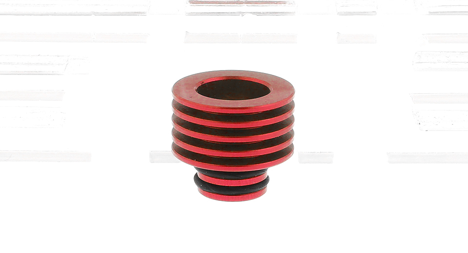 1 48 Aluminum Heat Dissipation Sink For 510 Drip Tip At