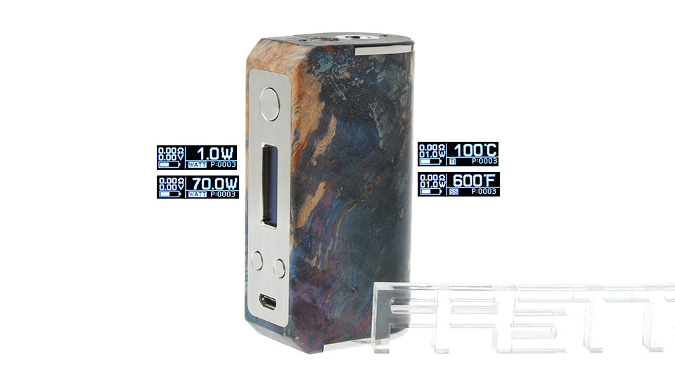 Product Image: authentic-sxk-ares-70w-tc-vw-apv-box-mod
