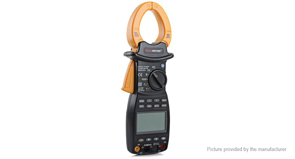 Product Image: peakmeter-ms2205-digital-power-clamp-meter