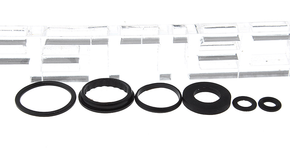 Authentic KangerTech Toptank Mini Replacement Silicone O-Ring Seals (30-Pack)