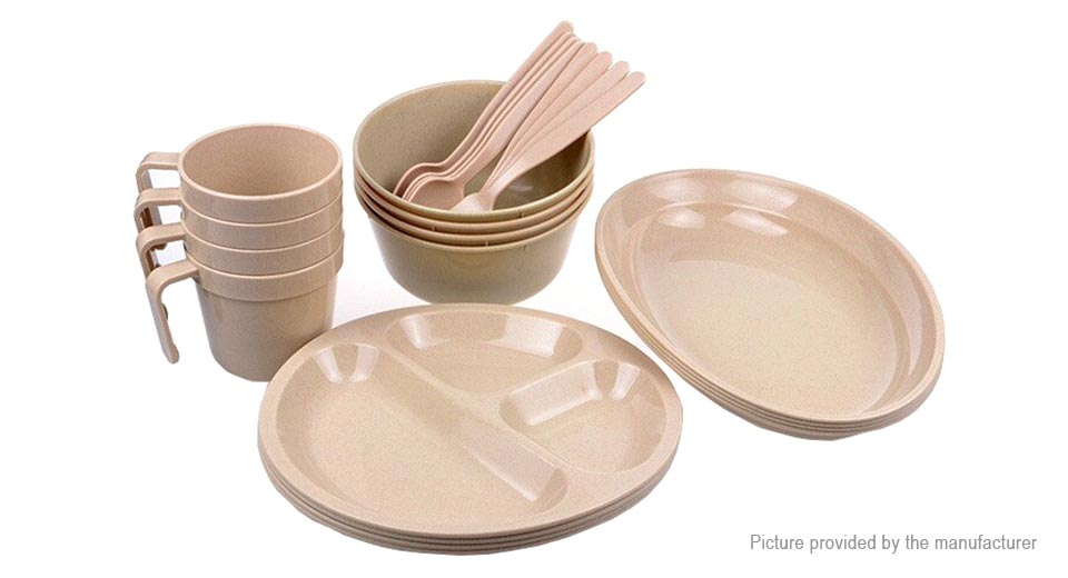 Product Image: lixin-qch-c25-portable-outdoor-camping-tableware