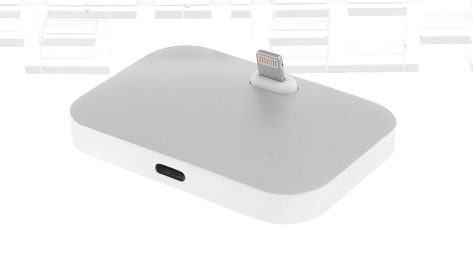 8-pin Charging/Data Sync Dock Station for iPhone / iPad Attachments & Docks 5458701