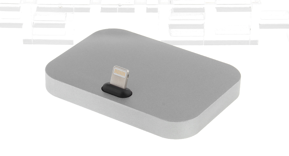 8-pin Charging/Data Sync Dock Station for iPhone / iPad Attachments & Docks 5458702