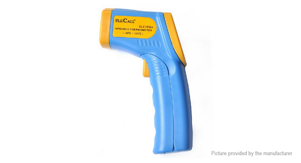ELECALL ELE365A+ Non-contact Infrared Thermometer Tools & Equipments 5463000