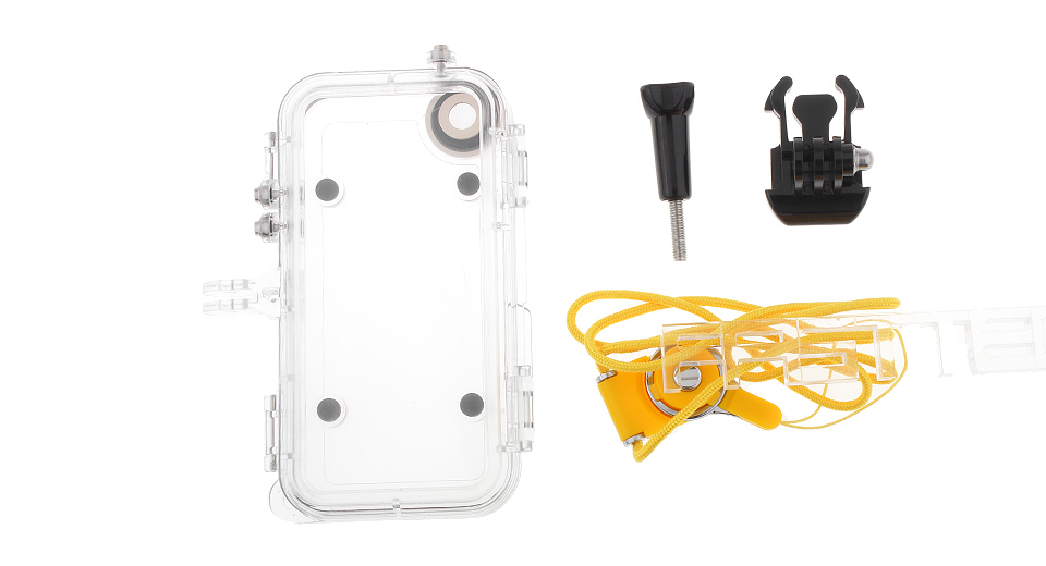 Waterproof Housing Case Kit for iPhone SE/5s/5 (4 Pieces) Cases & Armbands 5496901