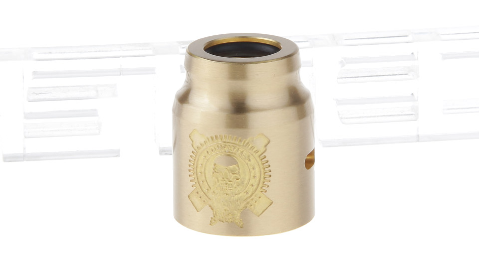Replacement Brass Cap for Complyfe Battle RDA Atomizer Misc Accessories 5502800
