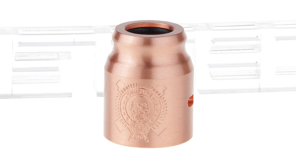 Replacement Copper Cap for Complyfe Battle RDA Atomizer Misc Accessories 5502801