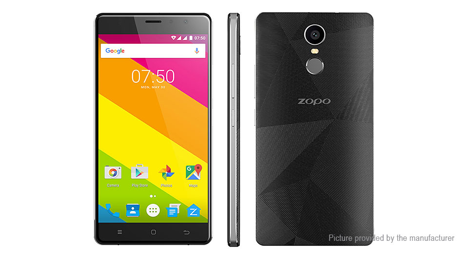 Product Image: zopo-hero-2-5-5-ips-quad-core-marshmallow-lte