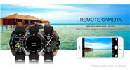 "DT NO.1 G5 1.2"" IPS Touch Screen Smart Watch"