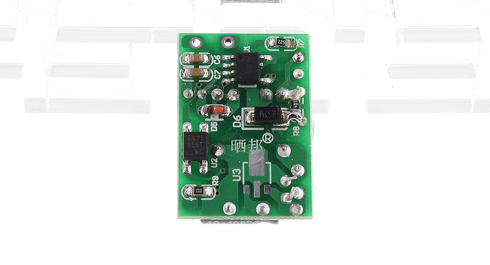 Product Image: ac-dc-85-240v-to-3-1-3-5v-0-6a-power-supply-step