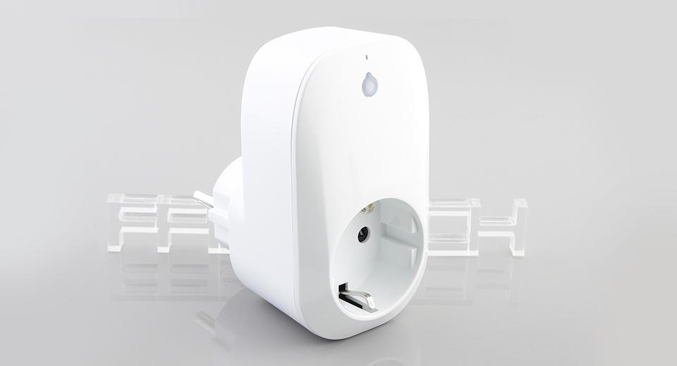 Wifi Mobile Phone Remote Control Smart Power Socket (EU)