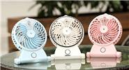REMAX F9 USB Rechargeable Portable Handheld Humidifier Cooling Fan
