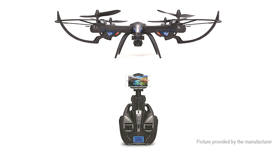 Product Image: yi-zhan-idrone-i8h-2-4ghz-r-c-quadcopter-5mp