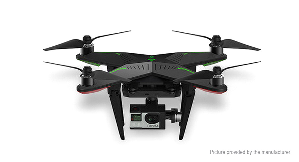 Authentic XIRO Xplorer G Version Quadcopter (3-Axis Gimbal)
