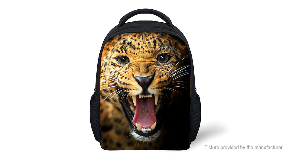 Product Image: for-u-designs-3d-leopard-print-kids-school