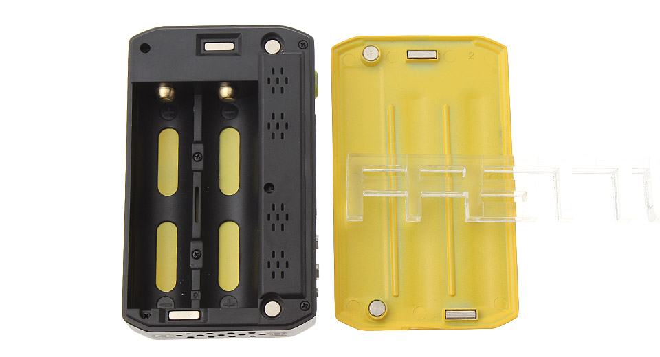 Authentic Vaporesso Tarot Pro 160W TC VW APV Box Mod (Yellow)