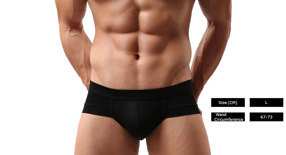 Product Image: men-s-soft-modal-bulge-pouch-underwear-briefs