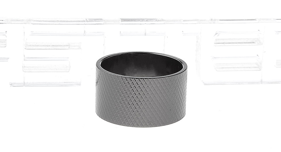 $1.68 replacement stainless steel sleeve ring for av able 18650