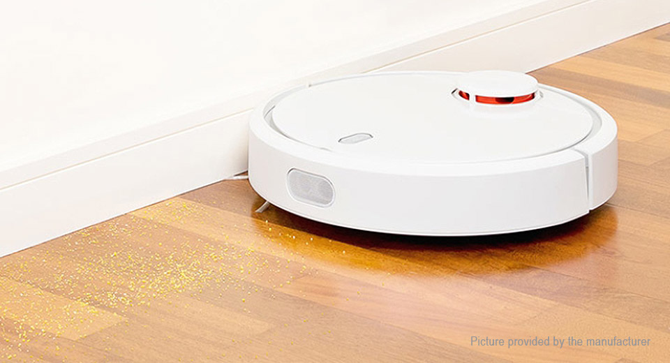 authentic xiaomi mi smart robotic vacuum cleaner us - Robotic Vacuum Cleaner
