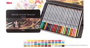 DELI Water Color Soluble Drawing Pencil (48 Colors/48 Pieces)