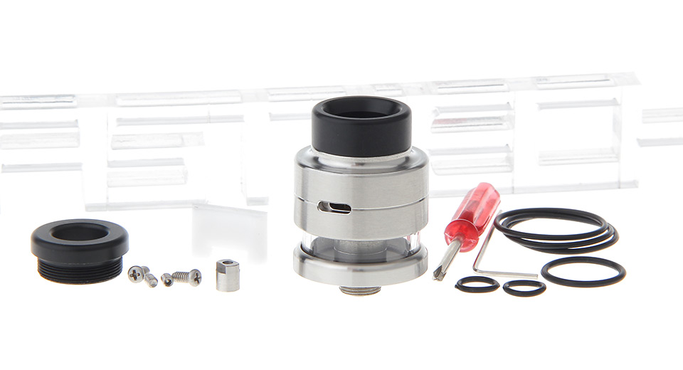 Product Image: split-styled-rta-rebuildable-tank-atomizer